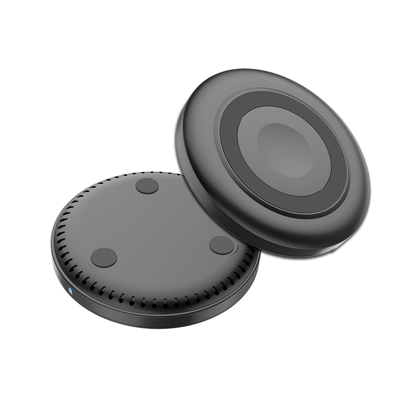 sucker type wireless magnetic charger with holders back