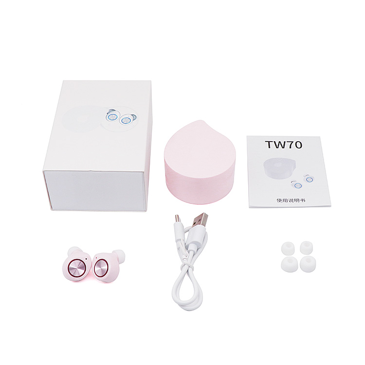 Wireless Earbuds Manufacturer Enle support Wholesale & OEM -TW70