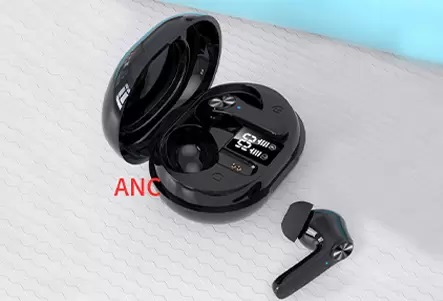Enle Newest ANC Active Noise Cancelling Earbuds Headphones