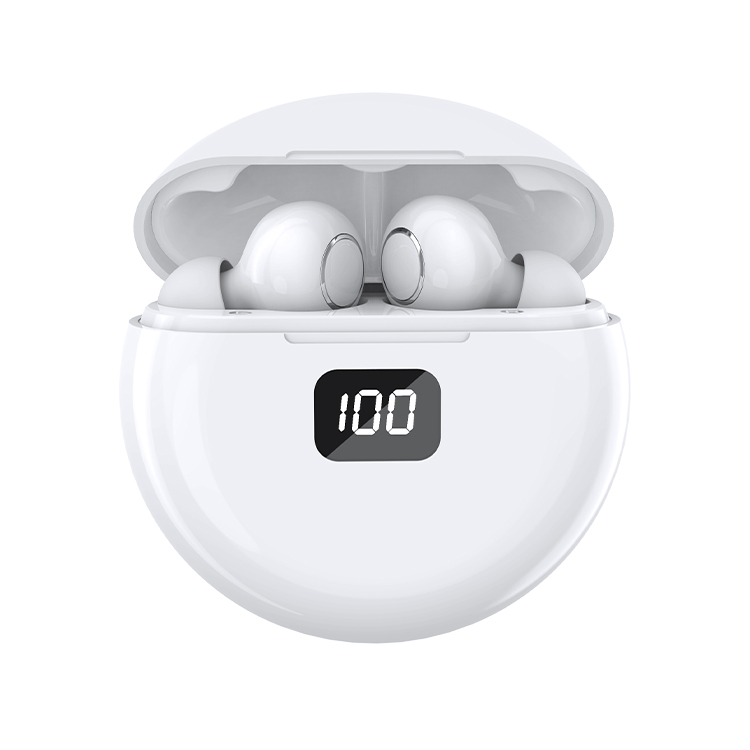 TWS Wireless Bluetooth Earbuds Factory & Manufacturer Enle support Wholesale & OEM TW13 Black