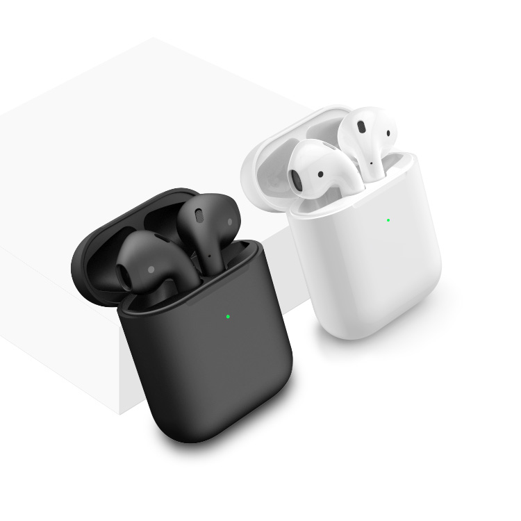 Airpods gen 2 colon earbuds i28 tws black Wholesalers & Manufacturers Support OEM & ODM