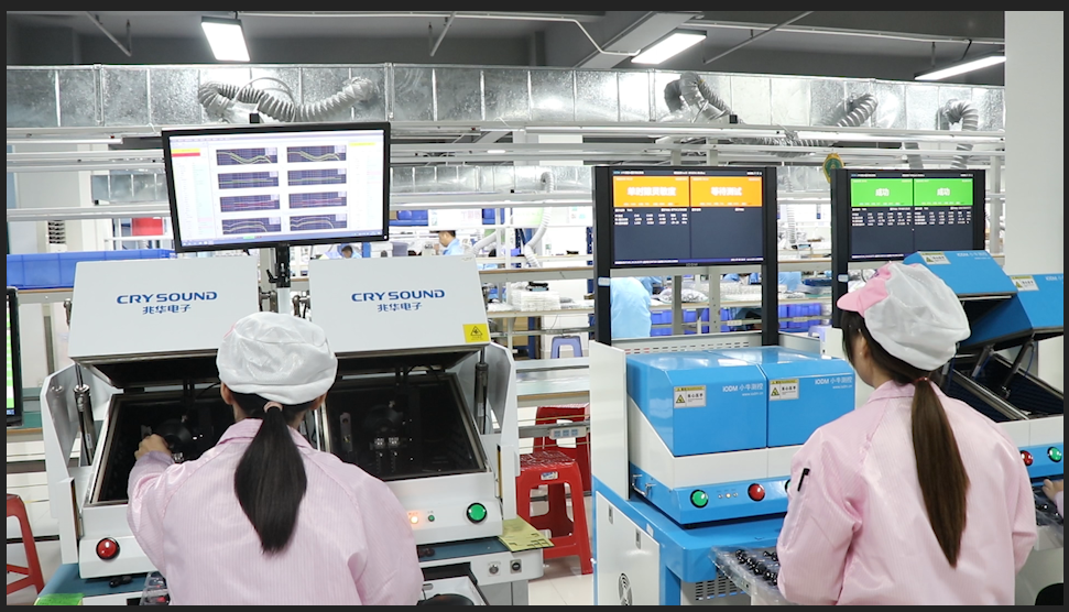 Enle Quality control system