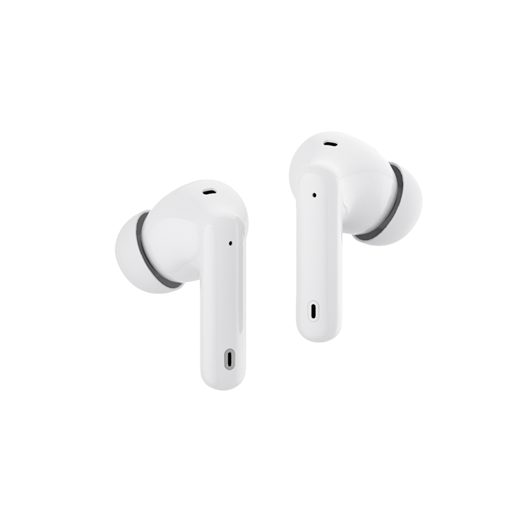 Bluetooth Wireless ANC & ENC Hybrid Active Noise-canceling TWS Earbuds Earphone A40 Pro