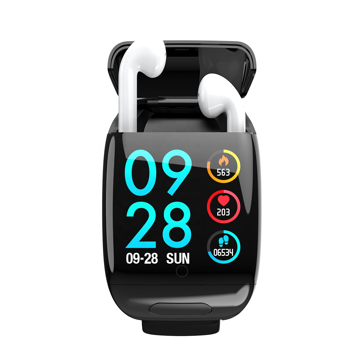 Best Smartwatch with Earbuds P80